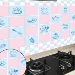სამზარეულოს 3D დეკორები